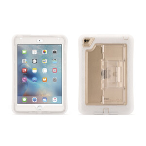 Купить Чехол Griffin Survivor Slim White/Clear для iPad mini 4