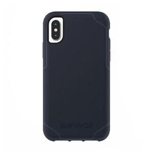 Купить Противоударный чехол Griffin Survivor Strong Black/Dark Grey для iPhone X/XS