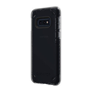 Купить Противоударный чехол Griffin Survivor Strong Smoke для Samsung Galaxy S10e