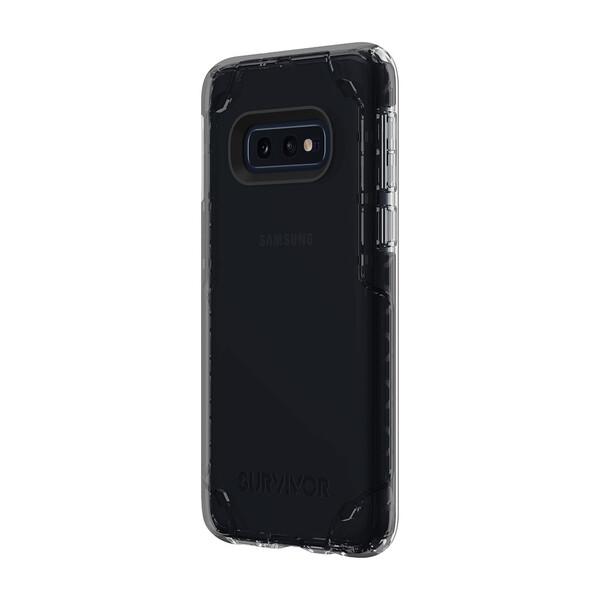 Противоударный чехол Griffin Survivor Strong Smoke для Samsung Galaxy S10e