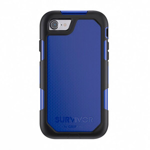 Купить Защитный чехол Griffin Survivor Summit Black/Blue для iPhone 7/8