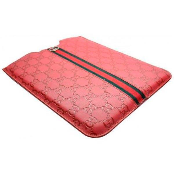 Чехол GUCCI для iPad 3/2 Красный