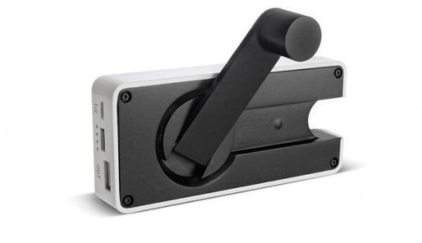 Ручное зарядное устройство WAYHOOM 1500mAh с LED фонариком