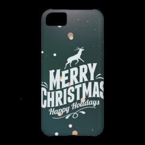 Купить Чехол BartCase Happy Holidays для iPhone 5C