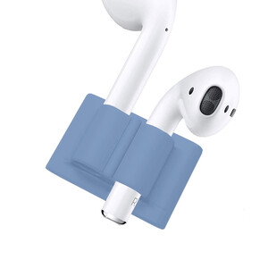 Купить Держатель oneLounge Headset Holder Blue для Apple AirPods