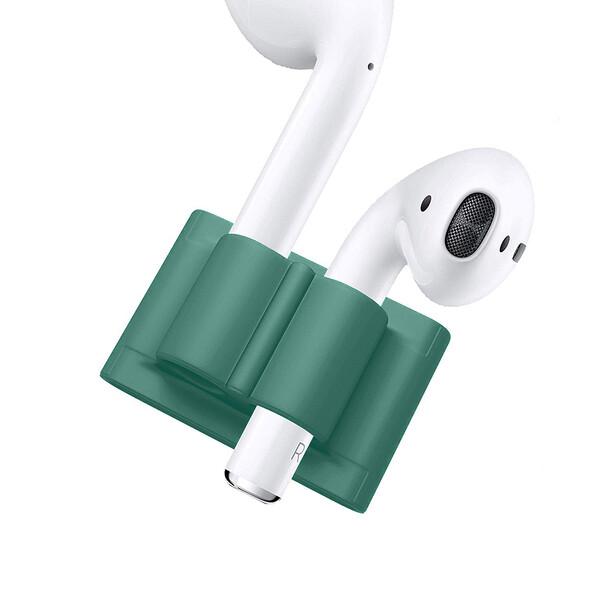 Держатель iLoungeMax Headset Holder Green для Apple AirPods | AirPods Pro