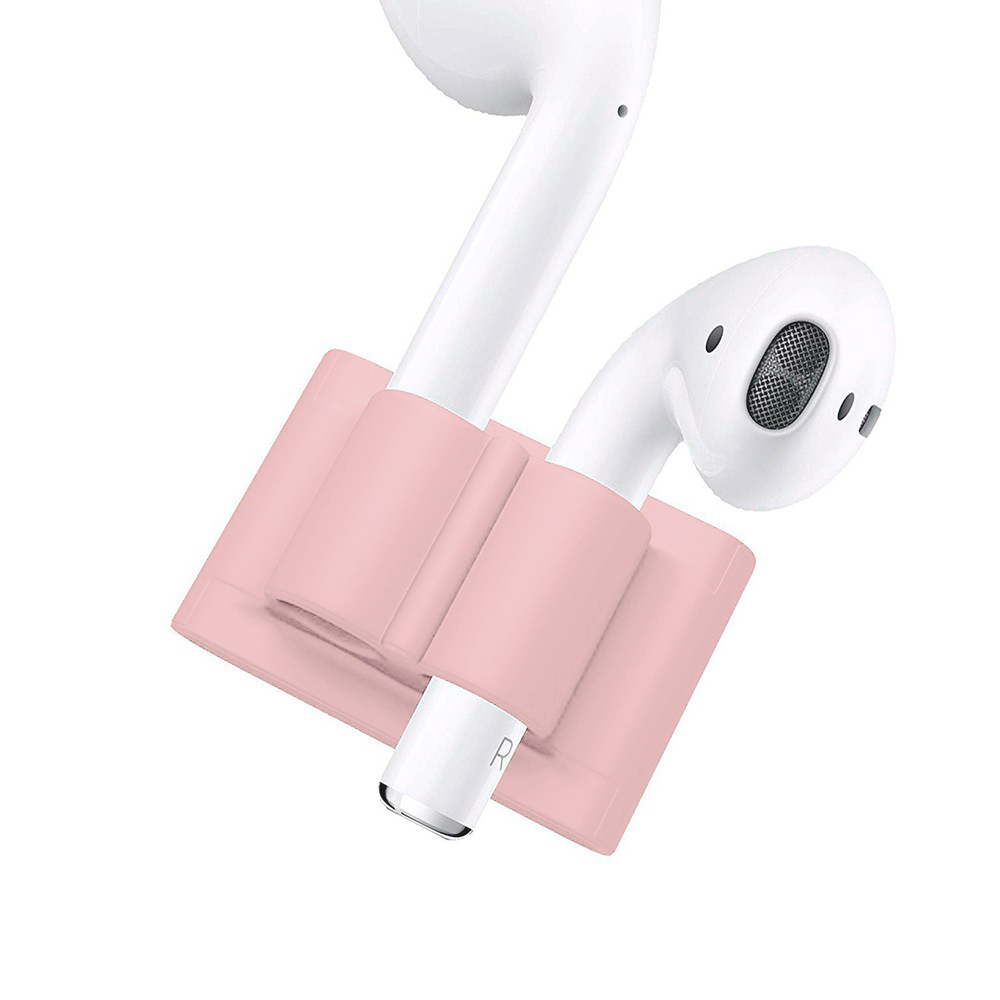 Купить Держатель iLoungeMax Headset Holder Pink для Apple AirPods | AirPods Pro