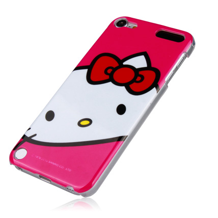 Чохол iLoungeMax Hello Kitty для iPod Touch 5
