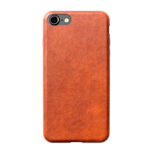 Кожаный чехол Nomad Leather Case Rustic Brown для iPhone 7   8   SE 2020