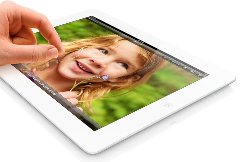 Купить iPad 4 32GB Wi-Fi + LTE 4G Refurbished