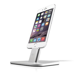 Купить Док-станция Twelve South HiRise Silver для iPhone/iPad mini
