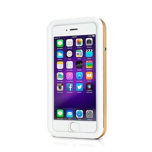 Купить Водонепроницаемый противоударный чехол Hitcase Shield Gold для iPhone 6/6s