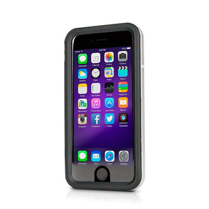 Купить Водонепроницаемый противоударный чехол Hitcase Shield Silver для iPhone 6/6s