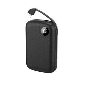 Купить Внешний аккумулятор HOCO B38 Extreme 10000mAh с кабелем Lightning