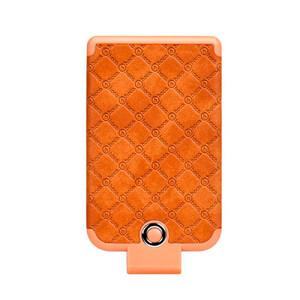 Купить Универсальный внешний аккумулятор HOCO BW4 Tiny Cool Back Clipped Power Bank 4000mAh Brown для iPhone