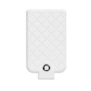 Купить Универсальный внешний аккумулятор HOCO BW4 Tiny Cool Back Clipped Power Bank 4000mAh White для iPhone