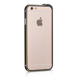 Купить Бампер HOCO Blade Fedora Black для iPhone 6/6s