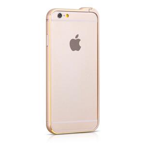 Купить Бампер HOCO Blade Fedora Golden для iPhone 6/6s
