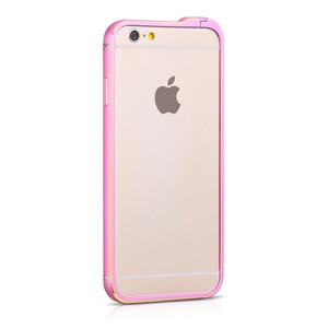 Купить Бампер HOCO Blade Fedora Pink для iPhone 6/6s