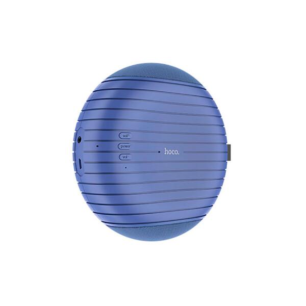 Портативная Bluetooth колонка с карабином HOCO BS20 Sonant Blue