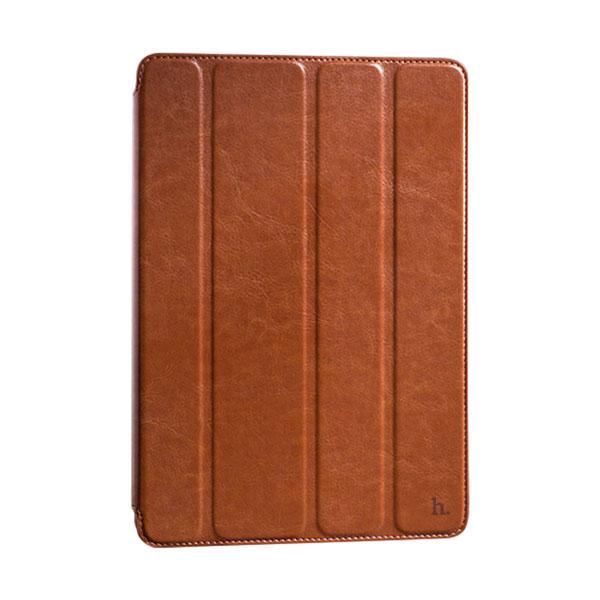 "Кожаный чехол Hoco Crystal Series Brown для iPad Pro 9.7"""