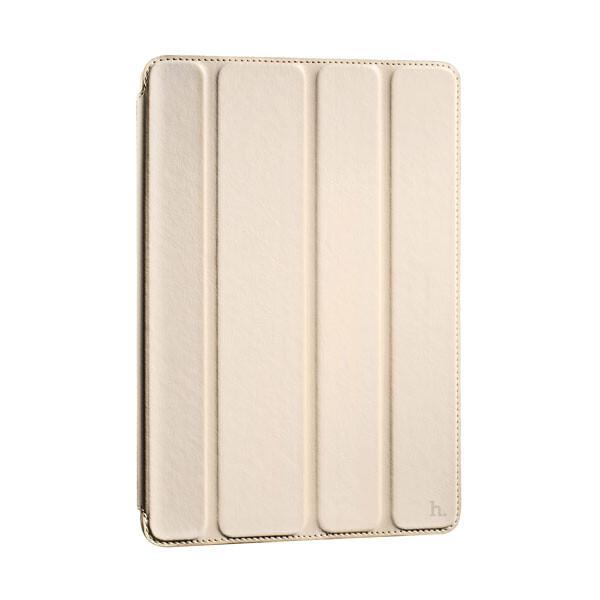 "Кожаный чехол Hoco Crystal Series Gold для iPad Pro 9.7"""
