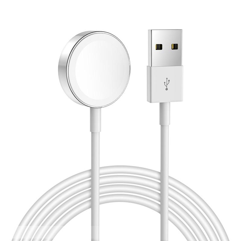 Купить Зарядный кабель HOCO CW16 для Apple Watch SE | 6 | 5 | 4 | 3 | 2 | 1