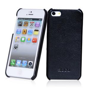Купить Кожаный чехол HOCO Duke back для iPhone 5/5S/SE