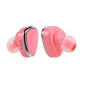 Купить Bluetooth-гарнитура Hoco E7 Mini Pink