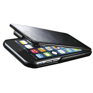 Черный флип-чехол HOCO Fashion для iPhone 6 (4.7)
