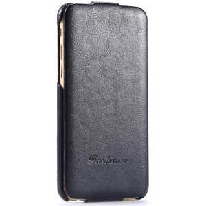 Купить Черный флип-чехол HOCO Floveme для iPhone 6/6s