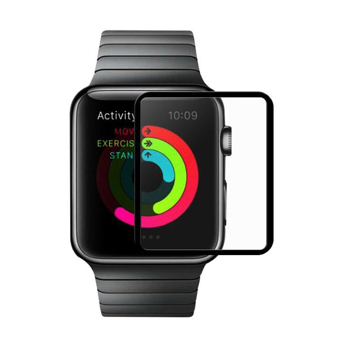 Купить Защитное стекло HOCO Ghost Series Full Rim 0.1mm для Apple Watch 38mm Series 3 | 2 | 1