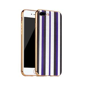 Купить TPU чехол HOCO Glint Series Blue/White для iPhone 7 Plus