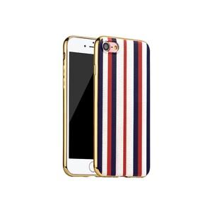 Купить TPU чехол HOCO Glint Series Red/White для iPhone 7