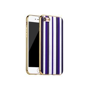 Купить TPU чехол HOCO Glint Series Blue/White для iPhone 7/8