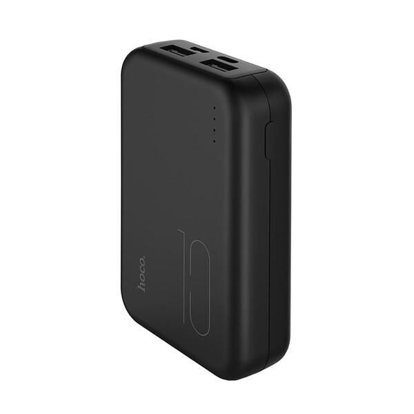 Внешний аккумулятор HOCO J38 Comprehensive 10000mAh Black
