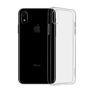 Купить Ультратонкий чехол HOCO Light Series TPU Black для iPhone XR