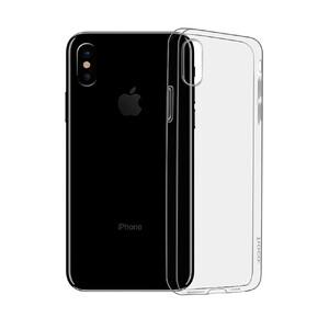 Купить Ультратонкий чехол HOCO Light Series TPU Black для iPhone XS Max
