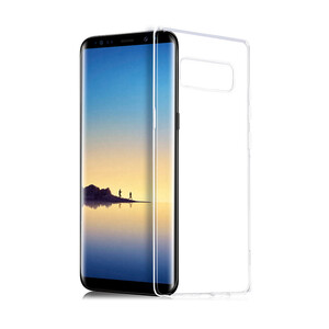 Купить Ультратонкий TPU чехол HOCO Light Series Crystal Clear для Samsung Galaxy Note 8