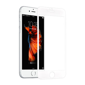 Купить Защитное стекло HOCO PET Tempered Glass White для iPhone 7