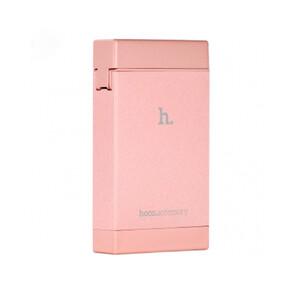 Купить Внешний аккумулятор-зажигалка HOCO B2 4000mAh Rose Gold