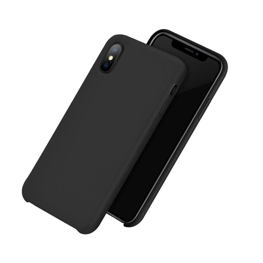 Купить Защитный чехол HOCO Pure Series Black для iPhone XS Max