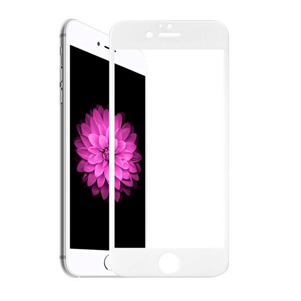 Защитное стекло HOCO Shatterproof Edges A1 White для iPhone 6 | 6s