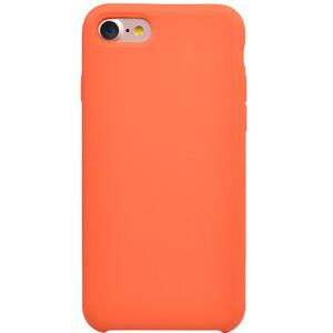Купить Cиликоновый чехол HOCO Original Series Orange для iPhone 7/8