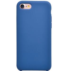 Купить Cиликоновый чехол HOCO Original Series Blue для iPhone 7/8