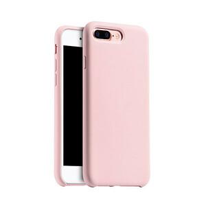 Купить Cиликоновый чехол HOCO Original Series Pink для iPhone 7 Plus