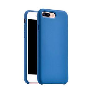 Купить Cиликоновый чехол HOCO Original Series Blue для iPhone 7 Plus