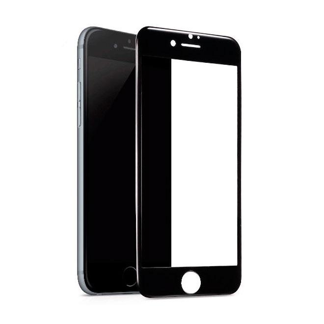 Купить Защитное стекло HOCO 3D Tempered Glass Black для iPhone 7 | 8 | SE 2020