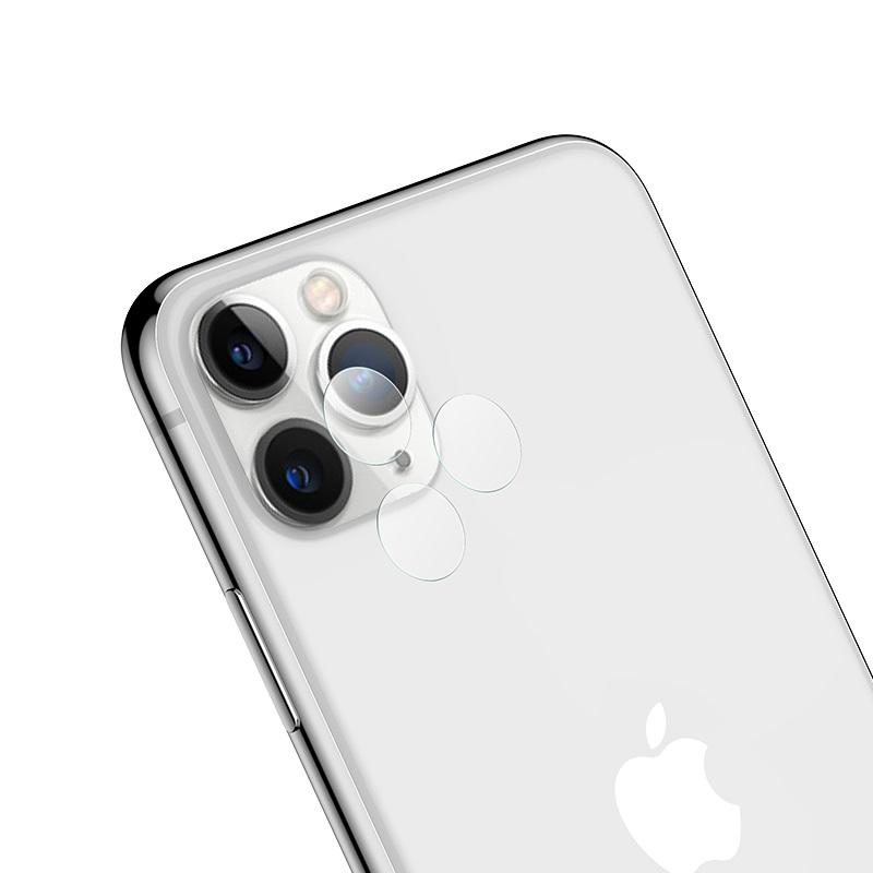 Купить Защитное стекло на камеру HOCO Tempered Glass Back Lens для iPhone 11 Pro | 11 Pro Max