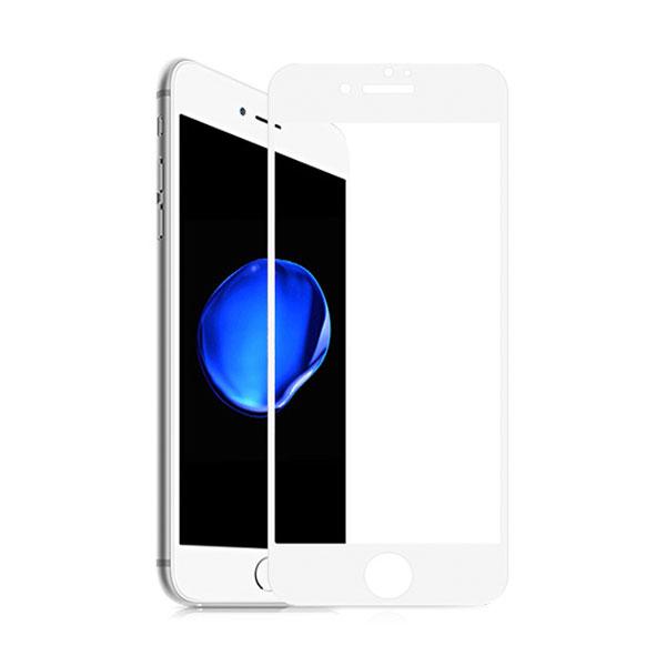 Купить Защитное стекло HOCO 3D Tempered Glass White для iPhone 7 Plus | 8 Plus